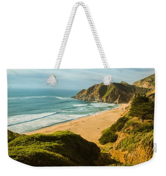 An Afternoon At The Beach Weekender Tote Bag