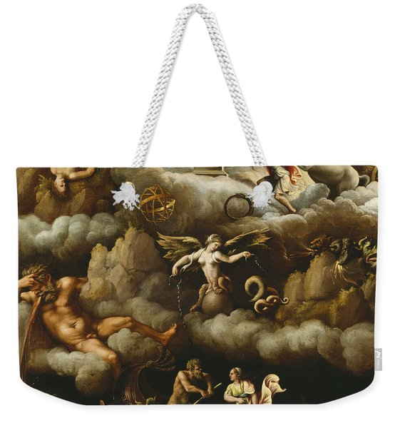 An Allegory Of Immortality Weekender Tote Bag