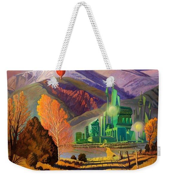 Oz, An American Fairy Tale Weekender Tote Bag