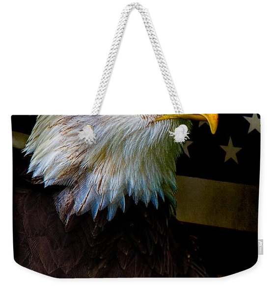 An American Icon Weekender Tote Bag