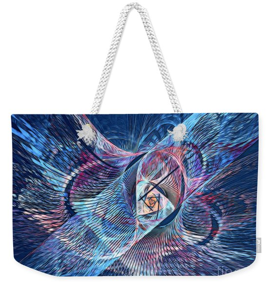An Eagle's Dream Weekender Tote Bag