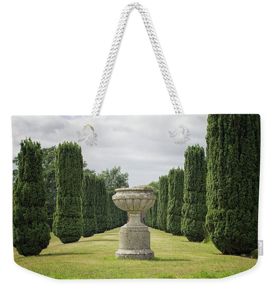 An English Country Garden Weekender Tote Bag