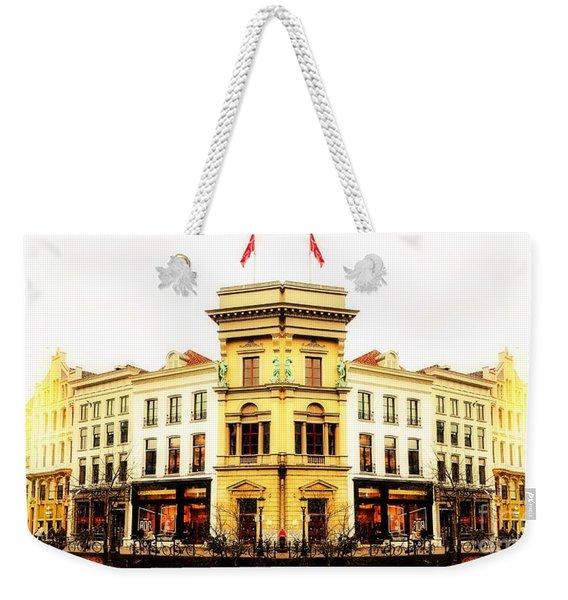 An Idea Of Utrecht Weekender Tote Bag