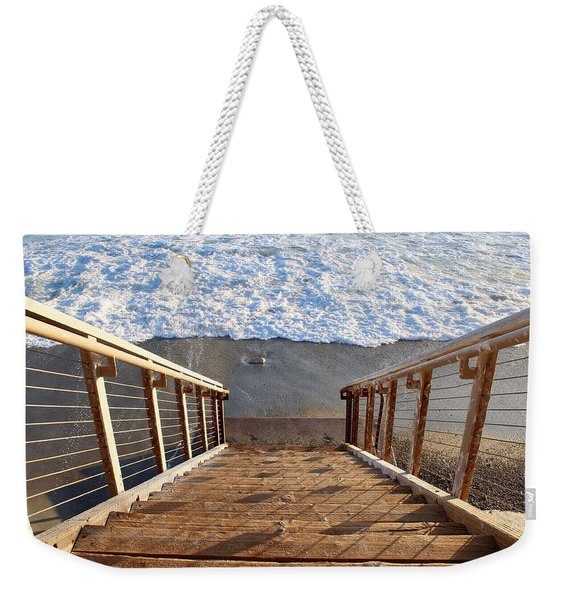 An Invitation Weekender Tote Bag