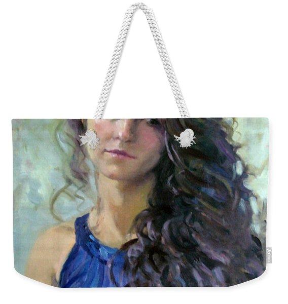 Ana Weekender Tote Bag
