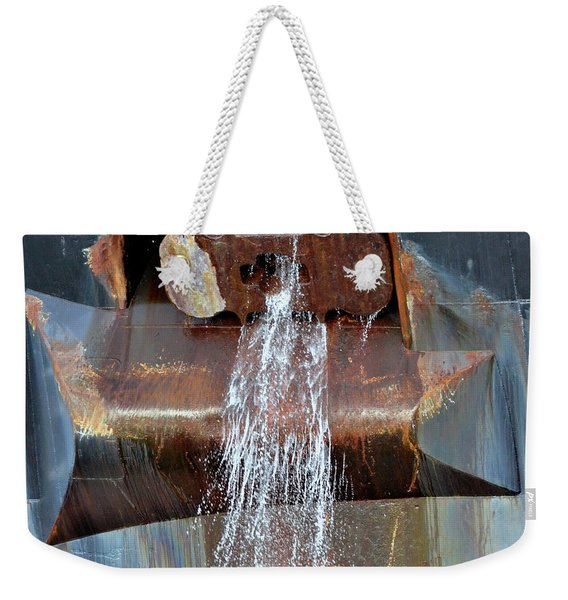 Anchor Chock Weekender Tote Bag