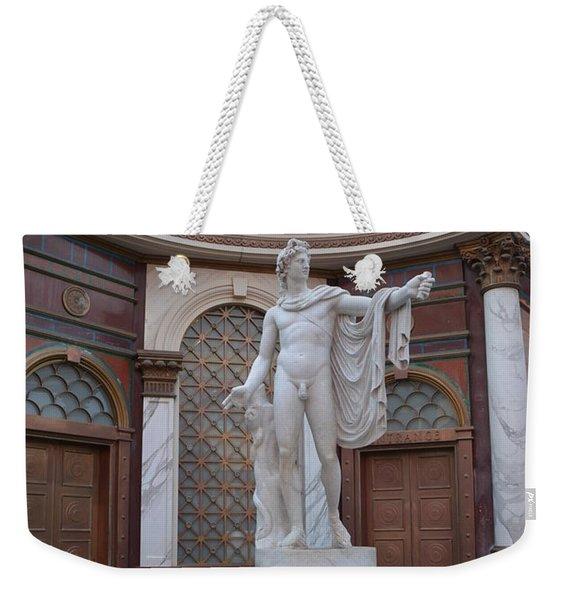 Ancient Weekender Tote Bag