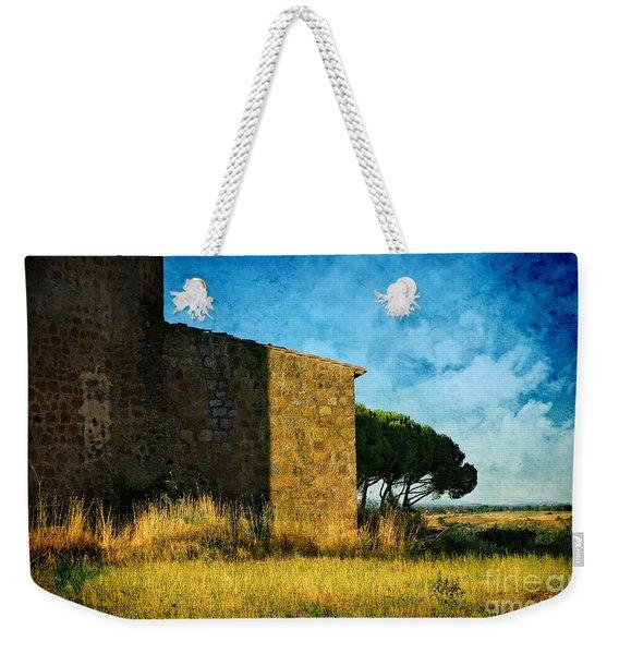 Ancient Church - Italy Weekender Tote Bag