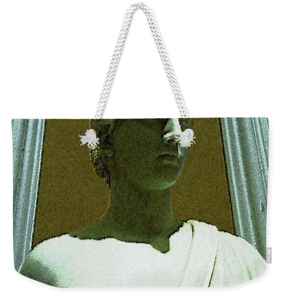 Ancient Goddess Of Badass Weekender Tote Bag