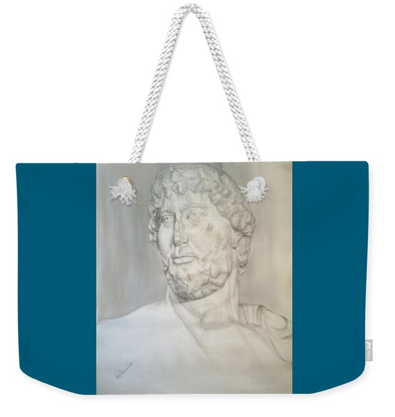 Ancient Greek Statue Weekender Tote Bag