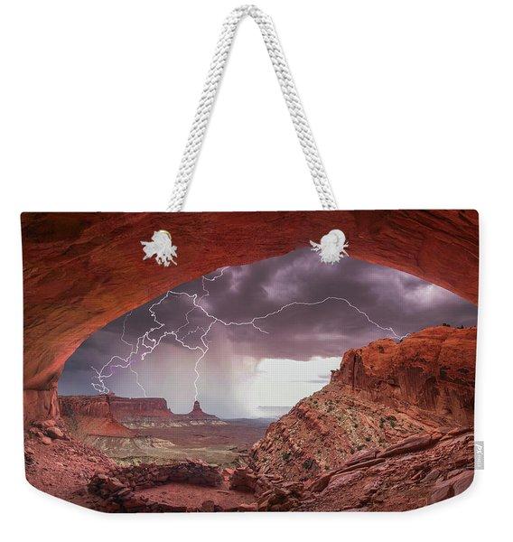 Ancient Storm 2 Weekender Tote Bag