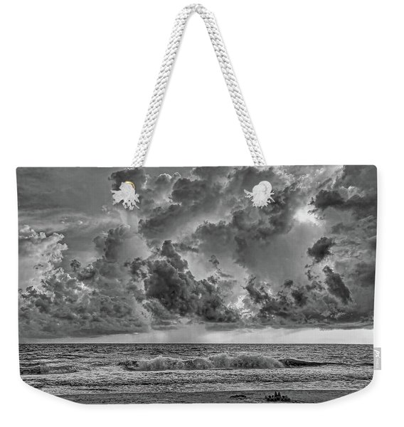 And The Rains Came 2 - Clouds Weekender Tote Bag