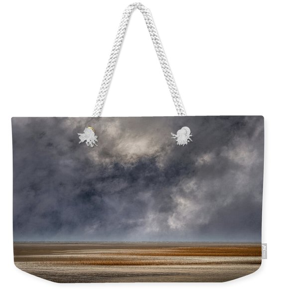 And The Rains Came Weekender Tote Bag