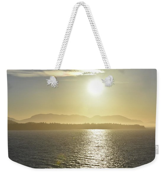 And The Sun Goes Down Weekender Tote Bag