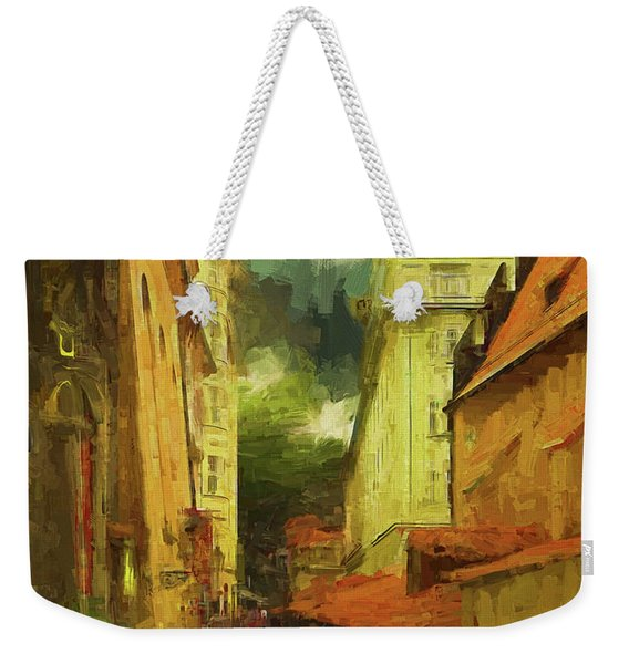 And Then It Rained Weekender Tote Bag