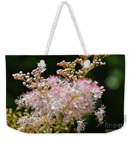 And Then She Decided To Dance With Her Soul Weekender Tote Bag
