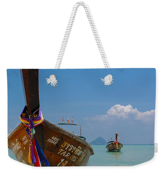Andaman Dreams Weekender Tote Bag
