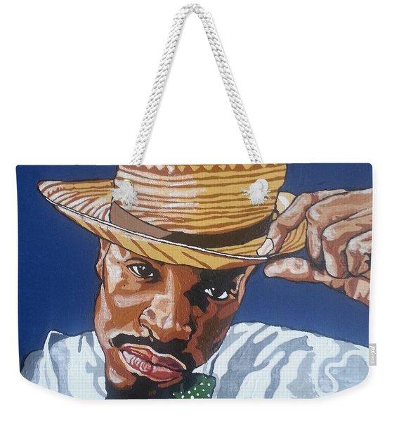 Andre Benjamin Weekender Tote Bag