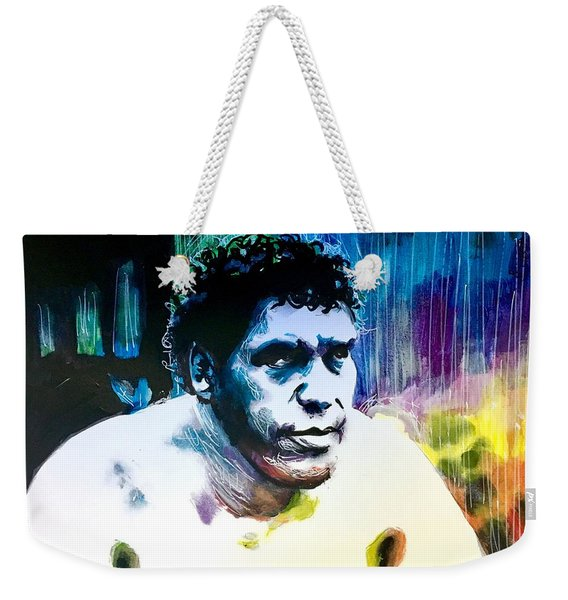 Andre The Giant Weekender Tote Bag