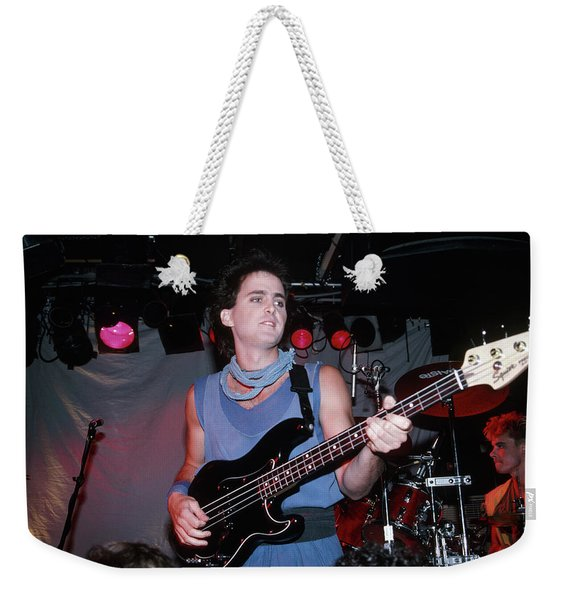 Andy King Weekender Tote Bag