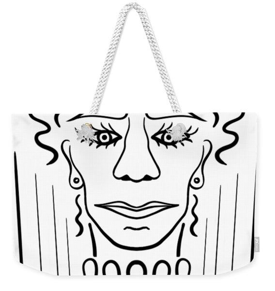 Andy Weekender Tote Bag
