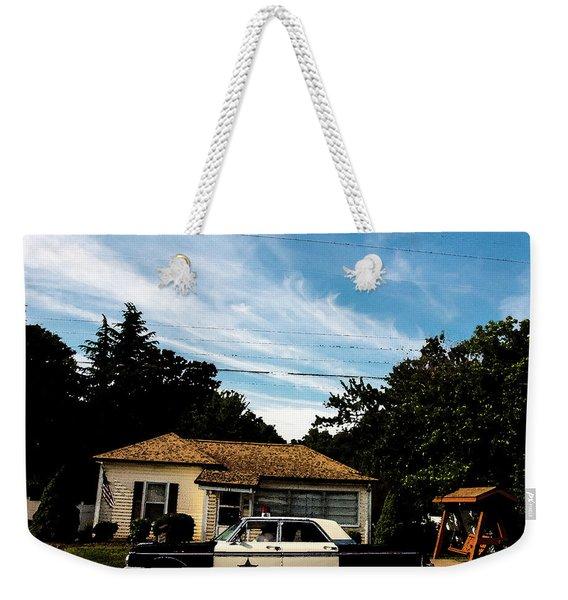 Andy's Home Weekender Tote Bag
