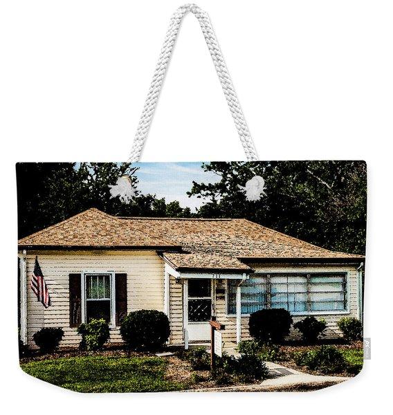 Andy's House Weekender Tote Bag