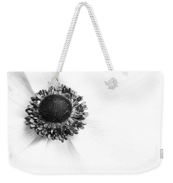 Anemone Bloom Weekender Tote Bag