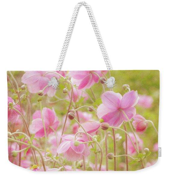 Anemone Dance Weekender Tote Bag