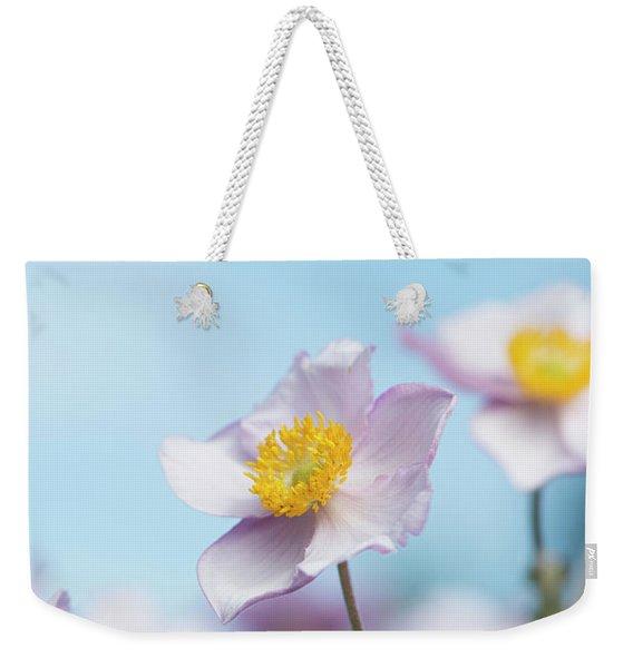 Anemone  Elegans Flowers Weekender Tote Bag