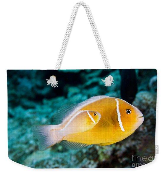 Anemone Perspective Weekender Tote Bag