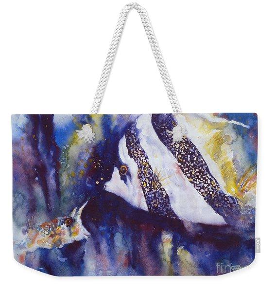 Angel And Unicorn Weekender Tote Bag