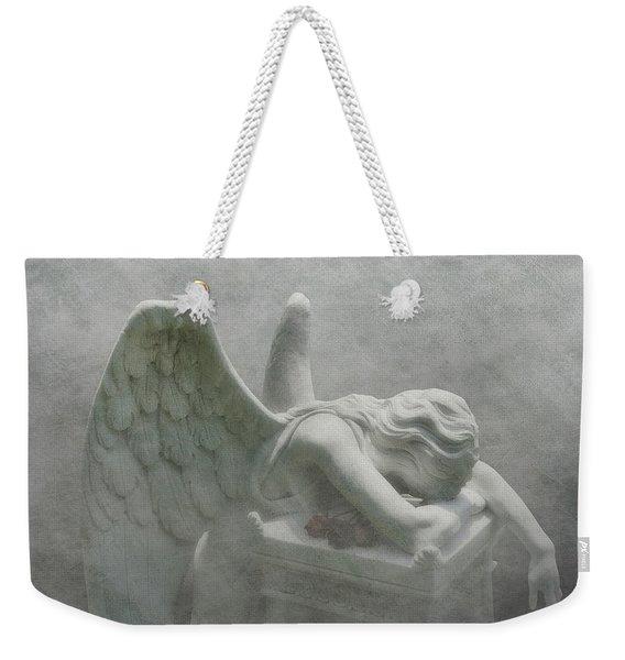 Angel Of Grief Weekender Tote Bag