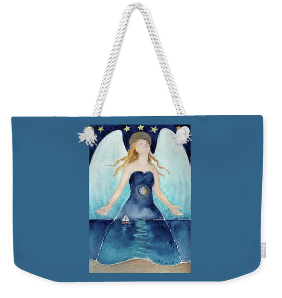 Angel Of Transcendence Weekender Tote Bag