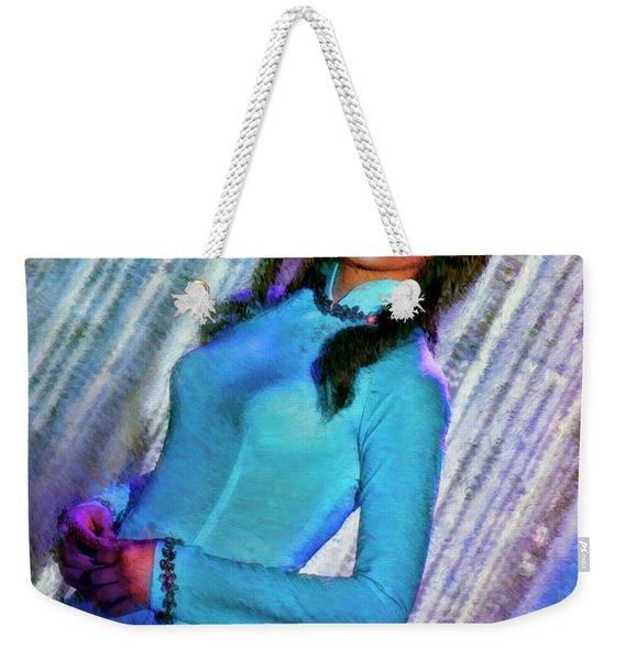 Angelic One Weekender Tote Bag