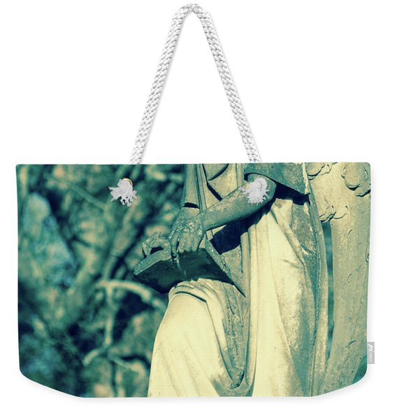 Angelic Record Weekender Tote Bag