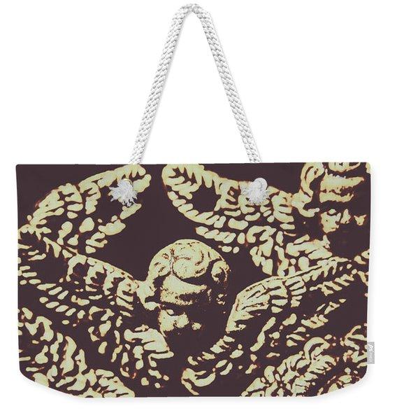 Angelic Renaissance  Weekender Tote Bag