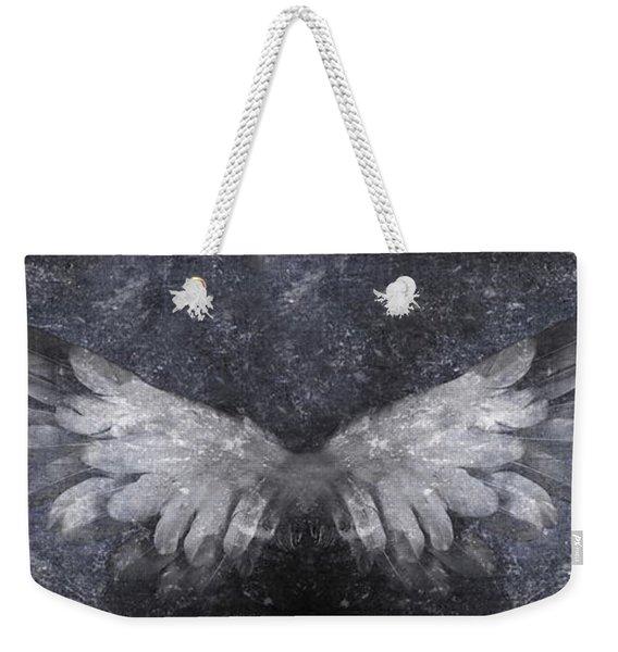Angelic Visitation Weekender Tote Bag