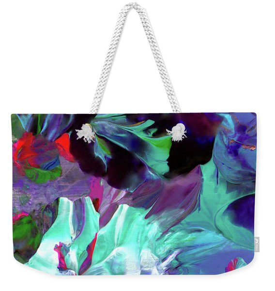 Angel's Teardrop Weekender Tote Bag