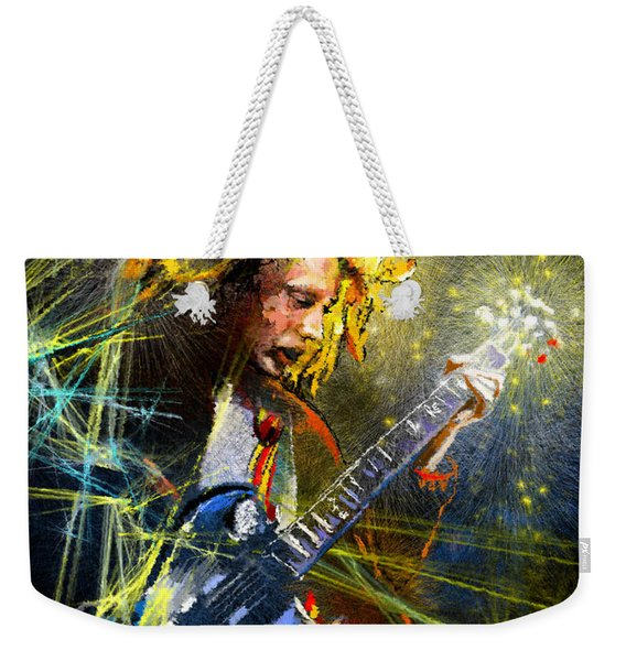 Angus Young Weekender Tote Bag