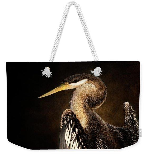 Anhinga Weekender Tote Bag