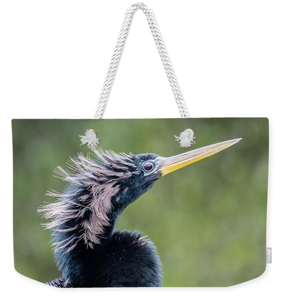 Anhinga - Like My Doo Weekender Tote Bag