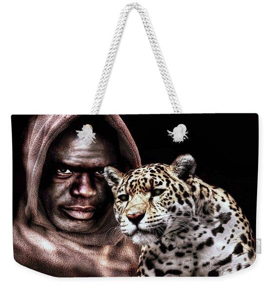 Animal Totem Weekender Tote Bag