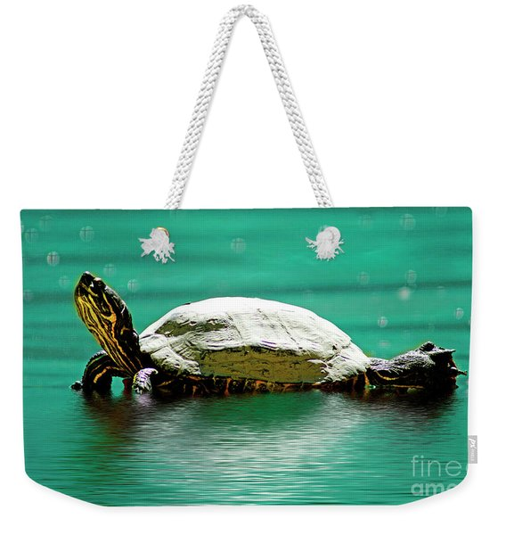 Animals 88 Weekender Tote Bag