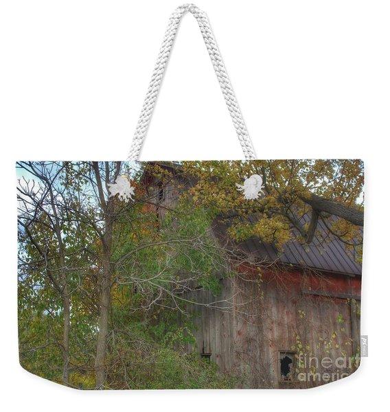 0001 - Annie's Barn I Weekender Tote Bag