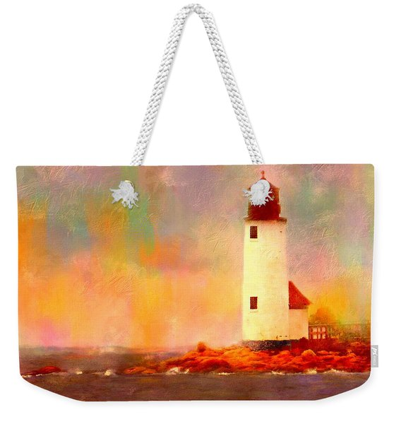 Annisquam Rainbow Weekender Tote Bag