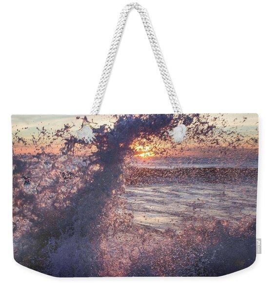 Anoint Weekender Tote Bag