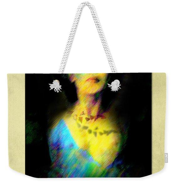 Anonymity Weekender Tote Bag