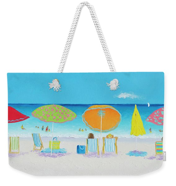 Another Perfect Beach Day Weekender Tote Bag