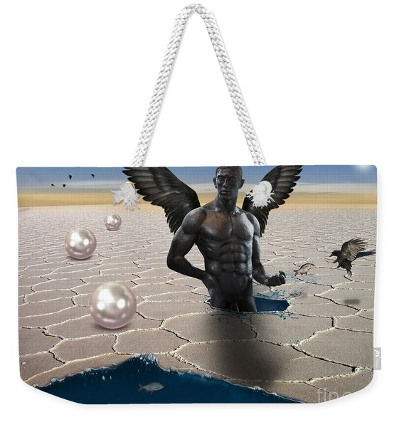 Another Side Of Dream Weekender Tote Bag